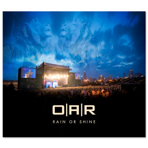 O.A.R. Rain Or Shine CD (Standard Edition)