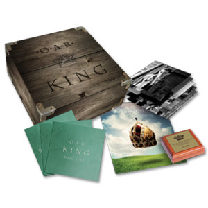 O.A.R. King Limited Edition Deluxe CD