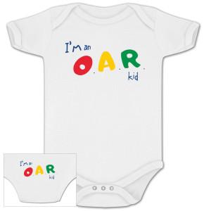 I'm an O.A.R. Kid Onesie