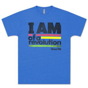 O.A.R. I AM O.A.R. Blue T-Shirt