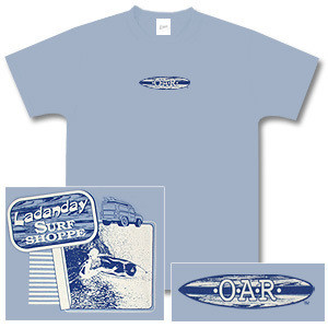 O.A.R. Ladanday Surf T-Shirt