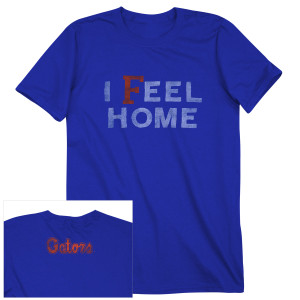 "O.A.R. ""I Feel Home"" Gators T-Shirt"