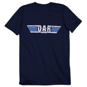 O.A.R. Navy Wings T-Shirt