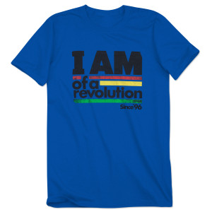 O.A.R. I Am Of A Revolution Since '96 T-Shirt