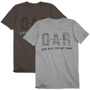 OAR You Pick The Set Winner T-Shirt