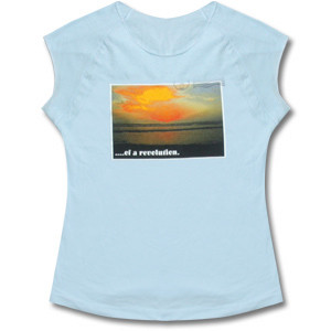 "O.A.R. Girl's ""Postcard"" T-Shirt"