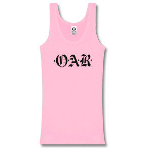O.A.R. Old English Girl Tank T-Shirt