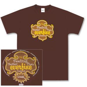 O.A.R. 2006 Everfine Festival T-Shirt