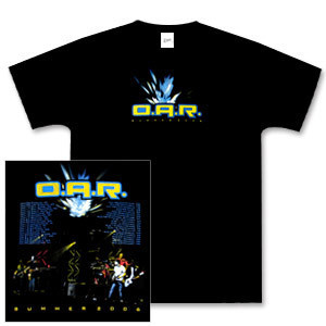 O.A.R. 2006 Summer Tour T-Shirt
