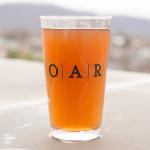 O.A.R. Black Rock Pint Glass