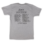 You Pick The Set Tour T-shirt