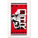 O.A.R. Summer Tour 2010 Beach Towel