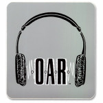 O.A.R. Headphones Sticker