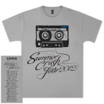 O.A.R. 2012 Summer Crush Tour T-Shirt