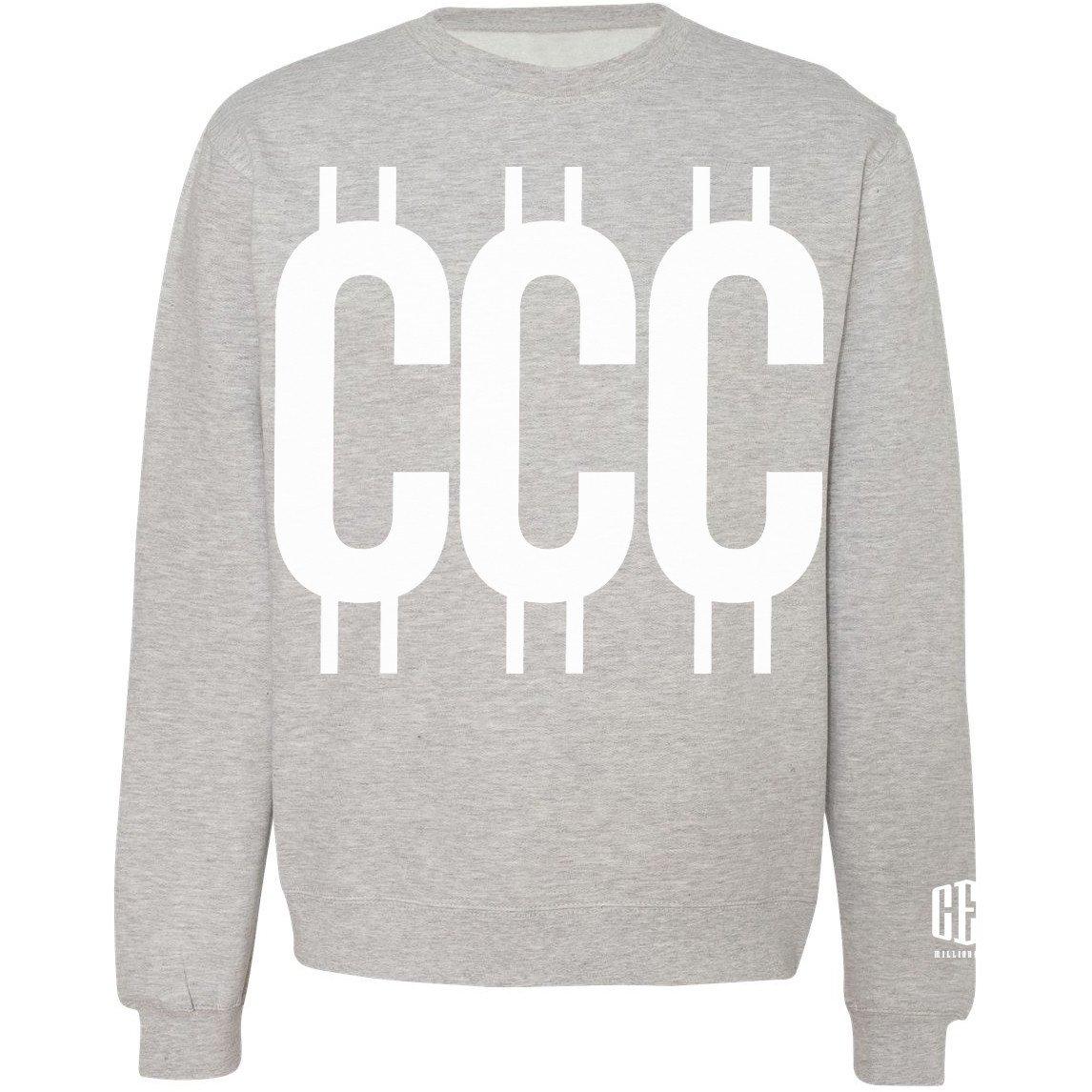 The Comma Comma Club Sweatshirt