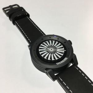 $CE0,000,000 Watch [Black]