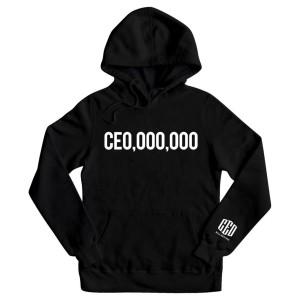 $CE0,000,000 Hoodie [Black]