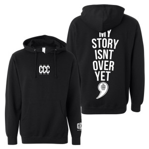 My Story Isn't Over Yet Hoodie
