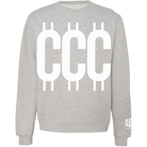 The Comma Comma Club Sweatshirt