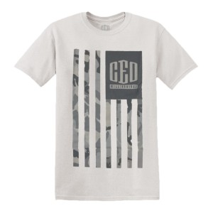 CEO Camo Flag T-Shirt