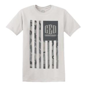 CEO Camo Flag T-Shirt