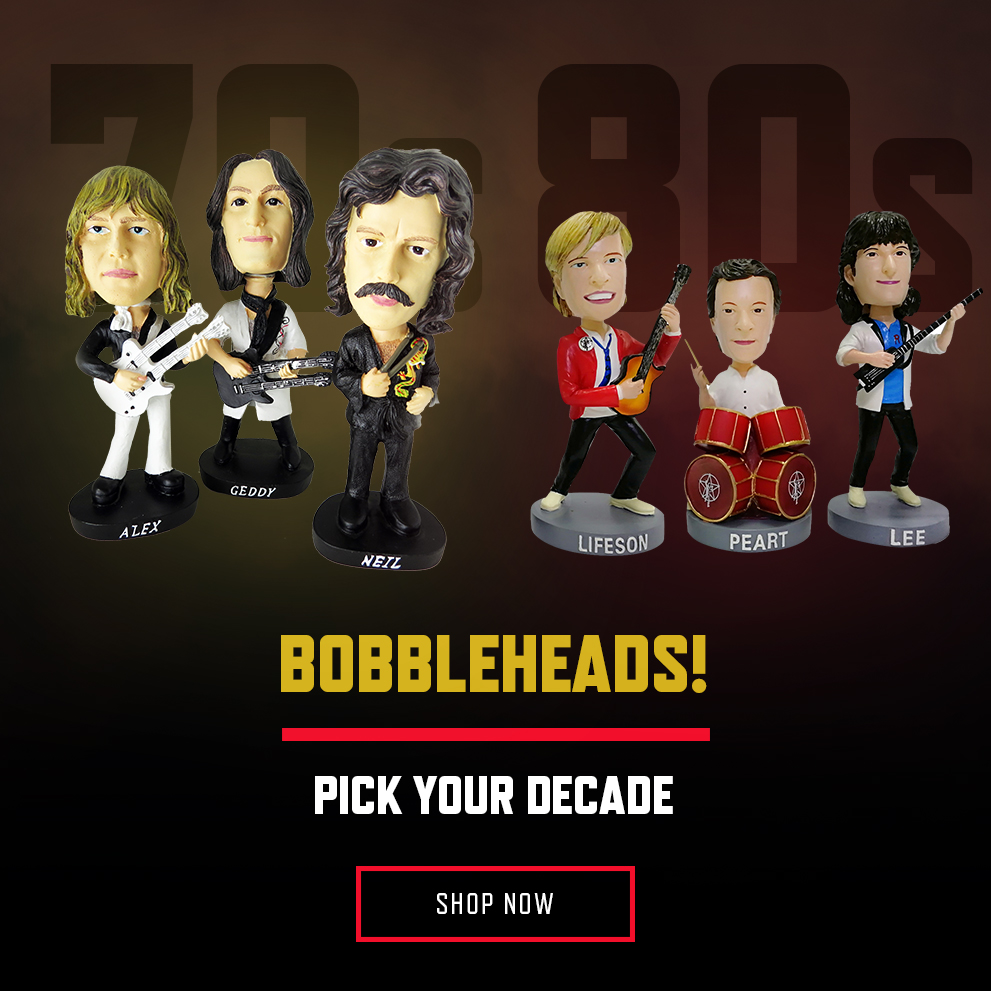 Bobbleheads! Pick Your Decade