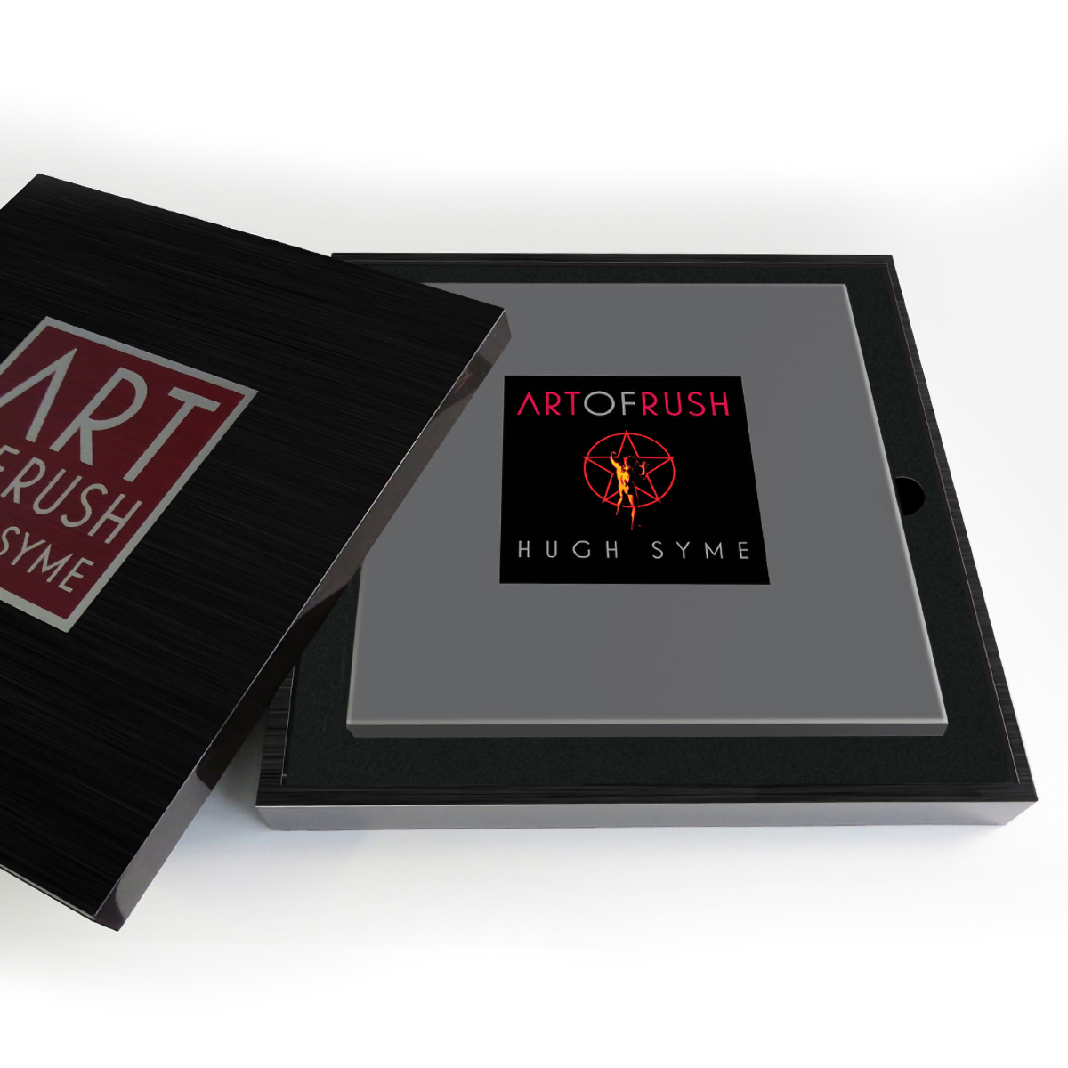 Art of Rush European Box Set