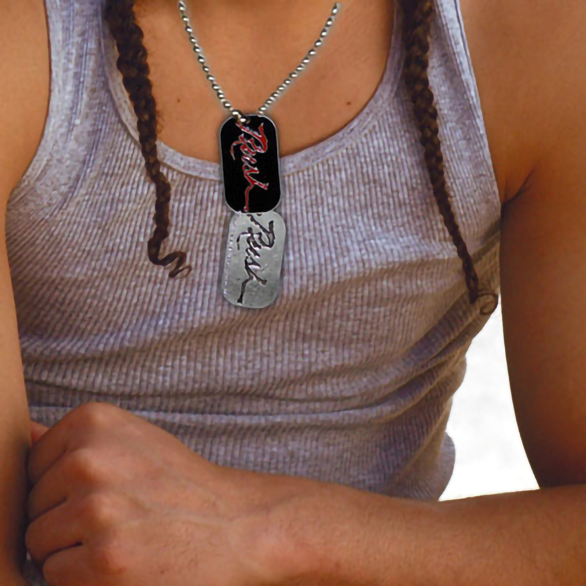 Hemispheres Dog Tags