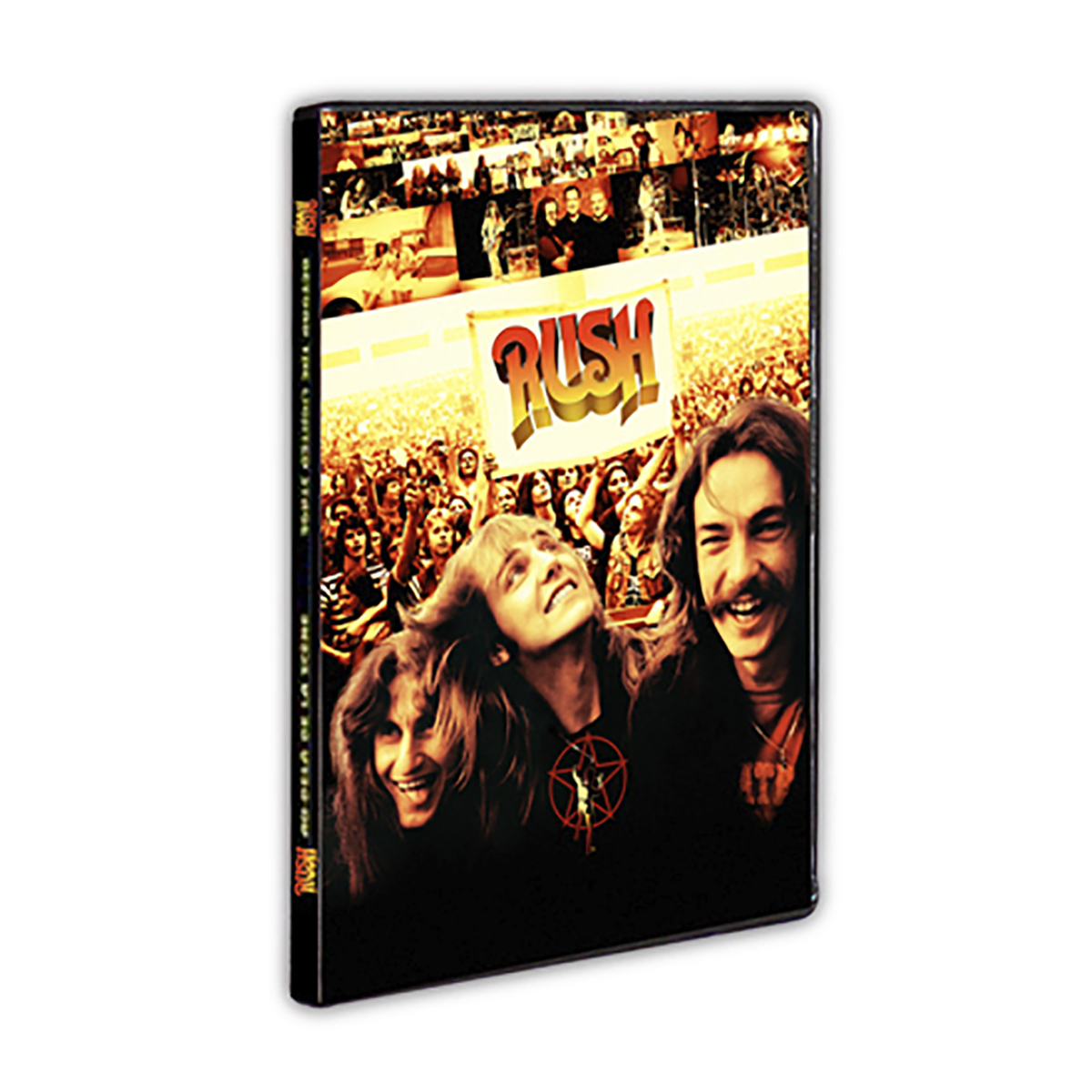 DVD - Rush Beyond The Lighted Stage
