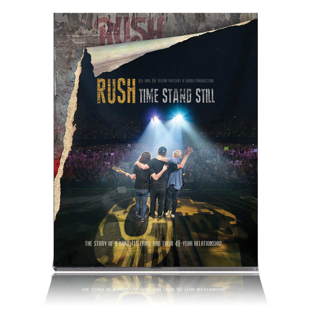 Rush Time Stand Still Blu-Ray