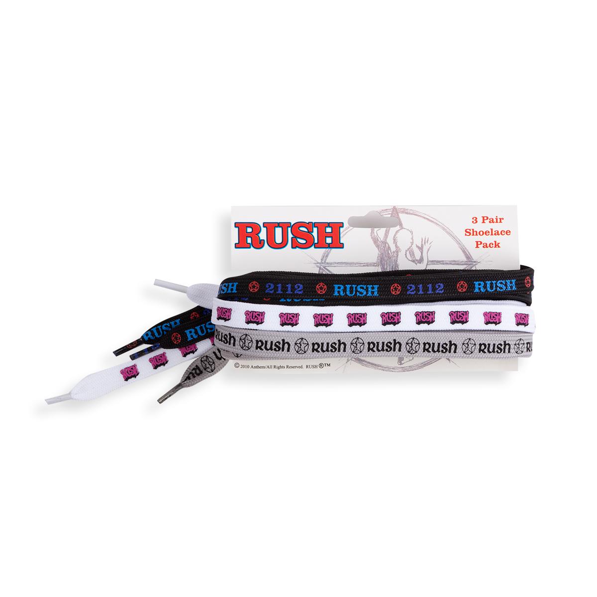 Rush Shoelaces long