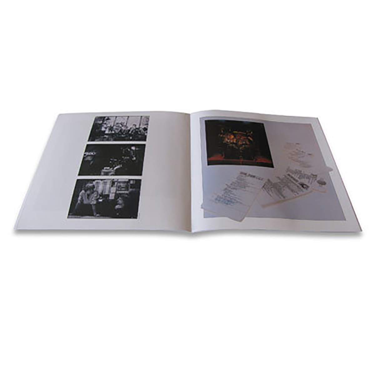 Moving Pictures Tourbook