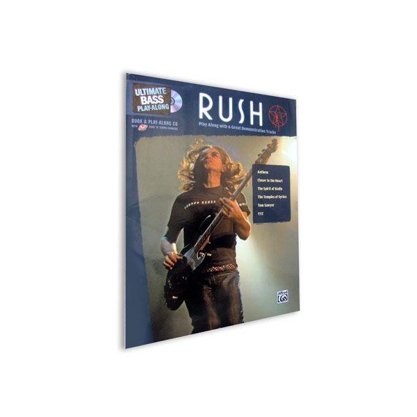 RUSH Ultimate PlayAlong Bass