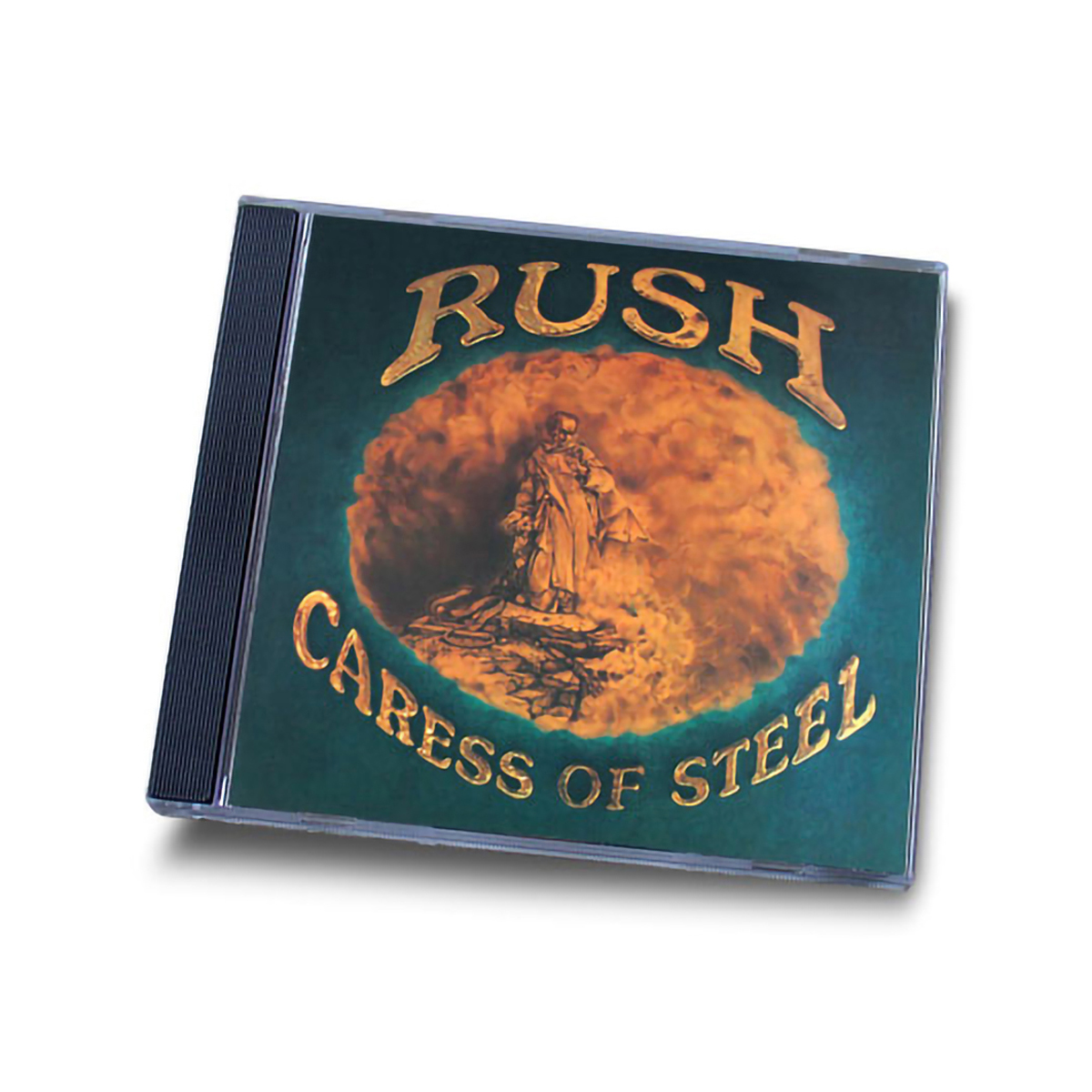 CD - Caress Of Steel