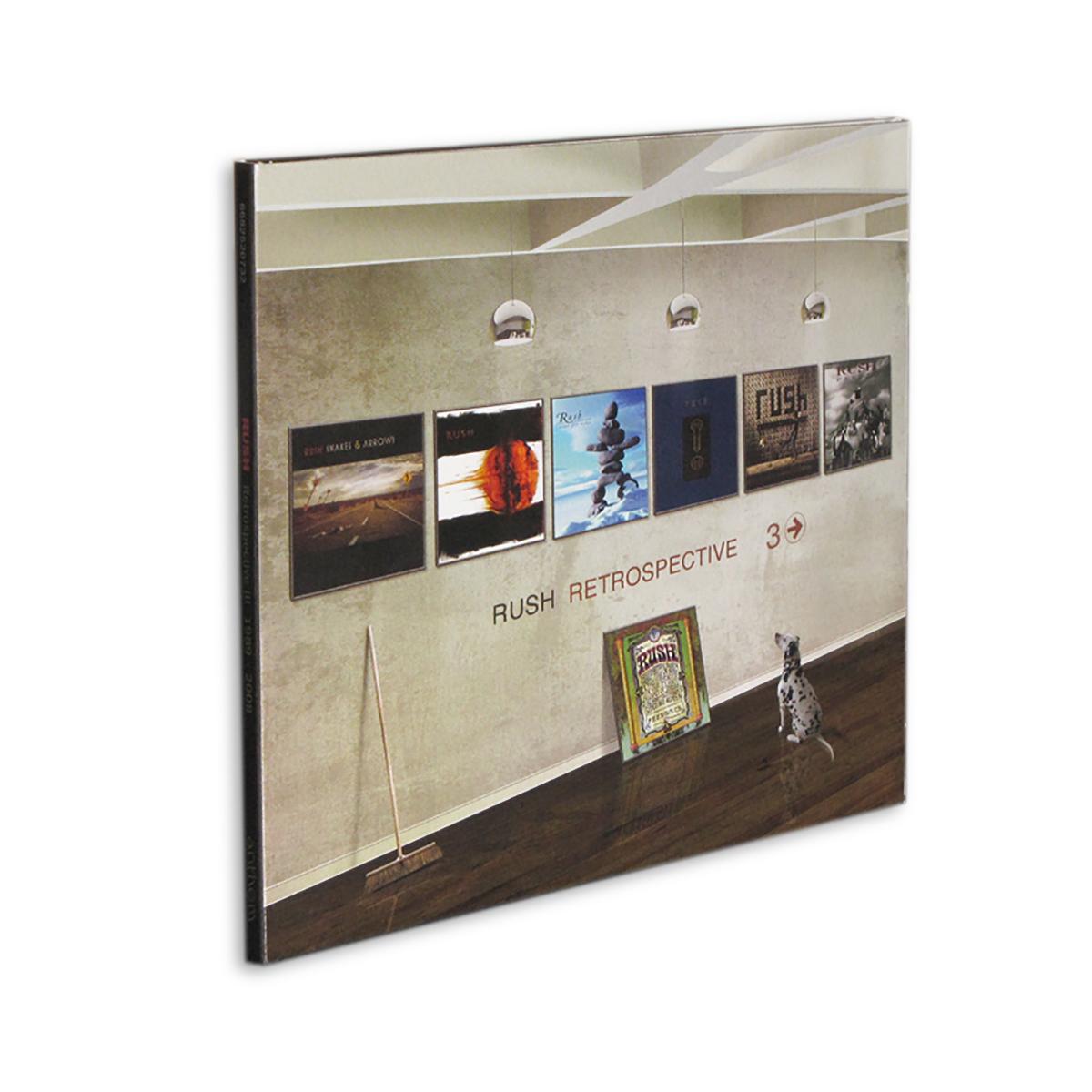 CD/DVD Combo - Rush Retrospective III