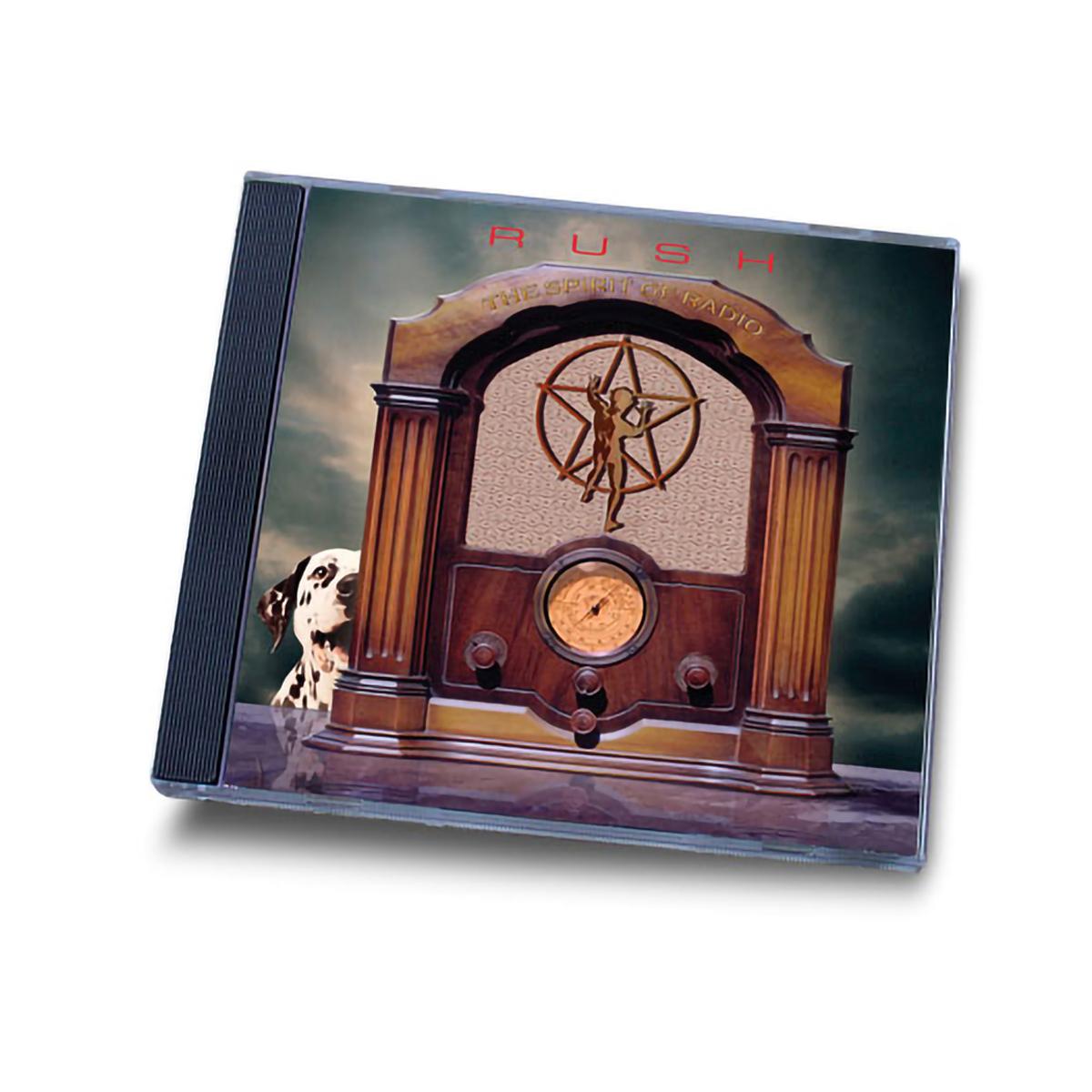 CD - The Spirit Of Radio