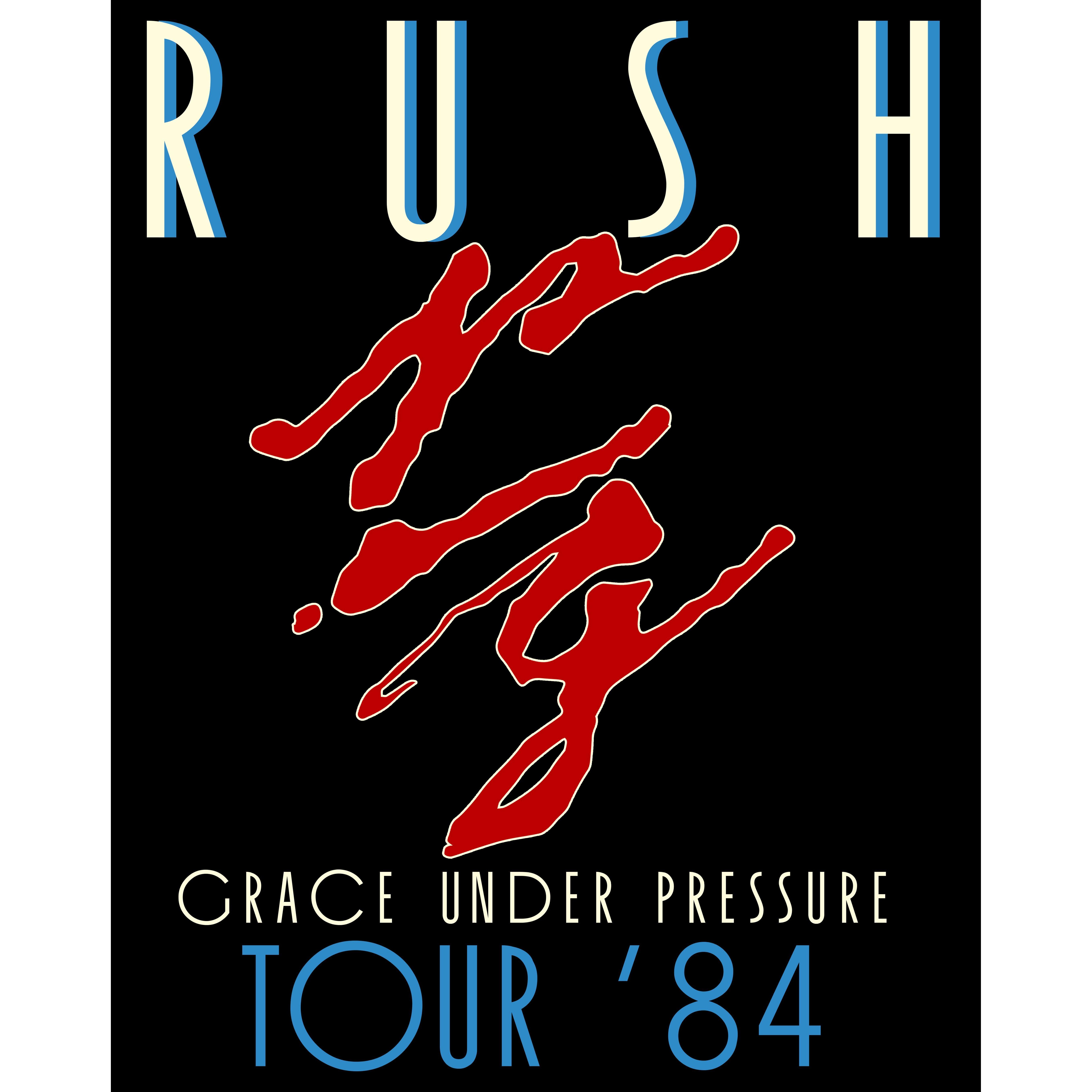 Rush - Grace Algebra Tee