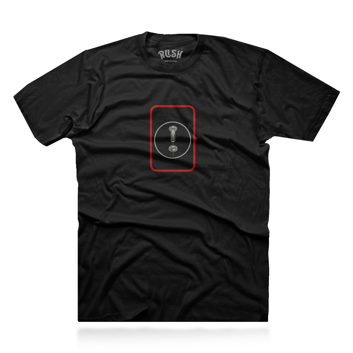 Neil Peart R40 Stage Tee - Counterparts