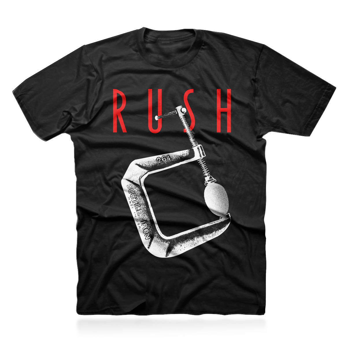Rush Vault Grace Under Pressure T-Shirt