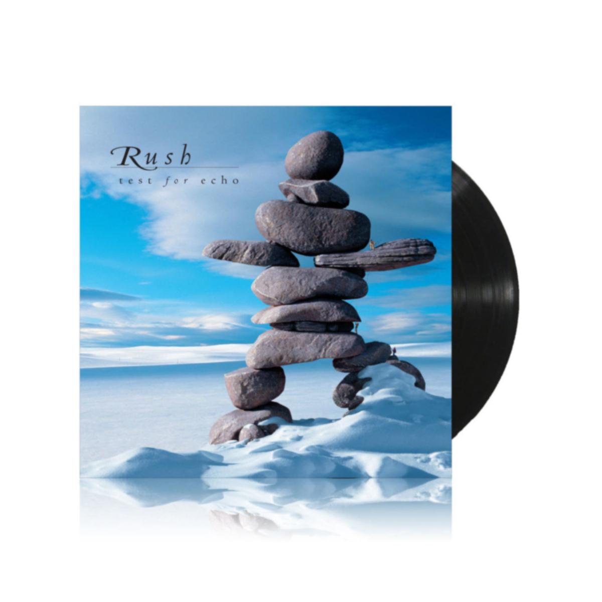 Vinyl - Rush Test For Echo