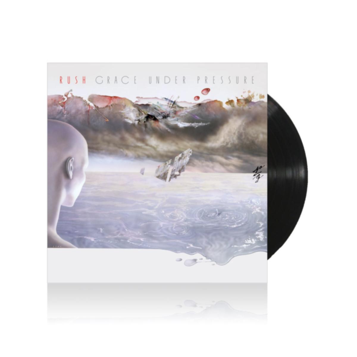 Vinyl - Rush Grace Under Pressure
