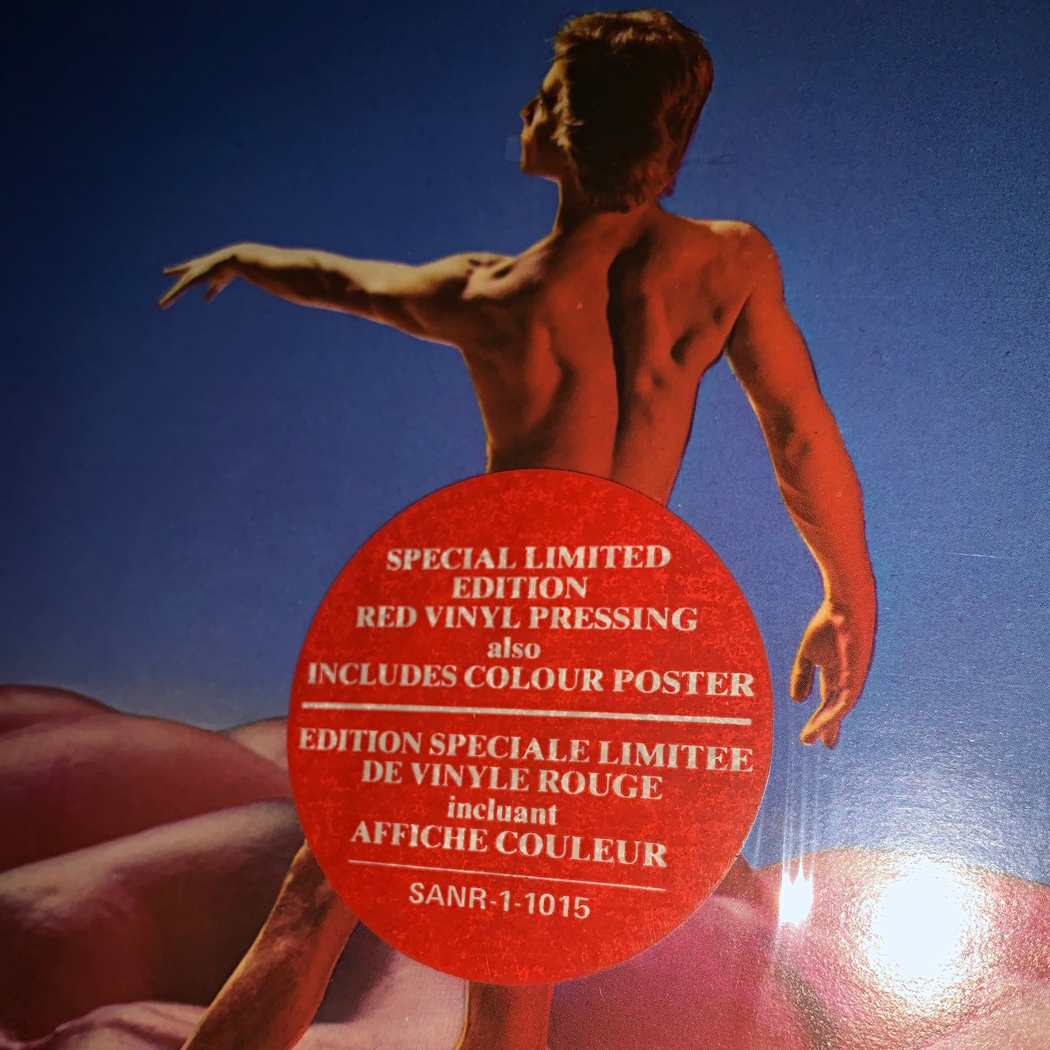Hemispheres Red Vinyl - Special Edition