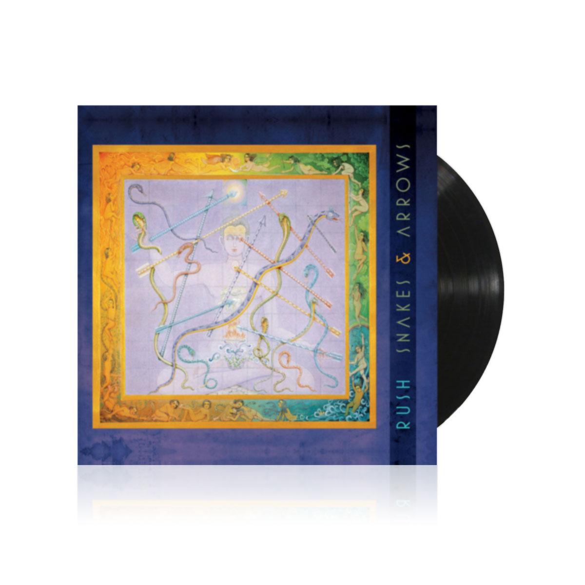 Snakes Shiva Tee/Vinyl Bundle