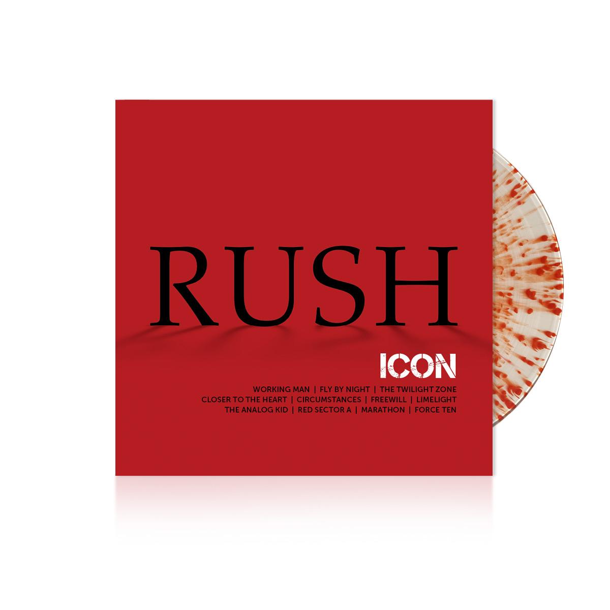 Rush ICON Vinyl