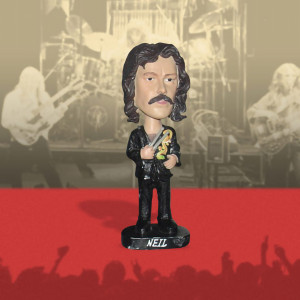 Rush Bobblehead Dolls