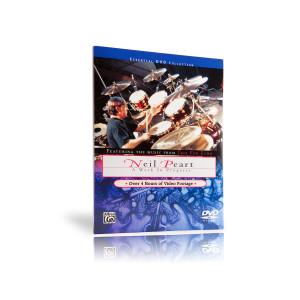 DVD - A Work In Progress by Neil Peart