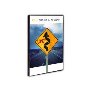 DVD - Rush Snakes & Arrows Live