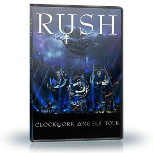 DVD - Clockwork Angels Tour