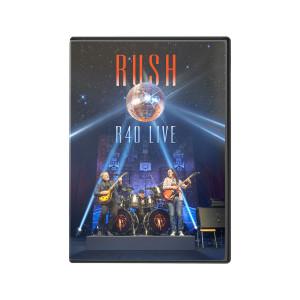 DVD - Rush R40 Live