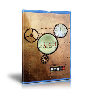 Blu-Ray- Time Machine 2011: Live in Cleveland